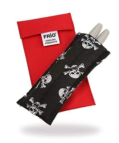 FRIO Kühltasche für Insulin, 8 x 18cm, KEIN Eispack oder Batterien nötig, fur bis zu 2 Insulin pens in Standardgröße