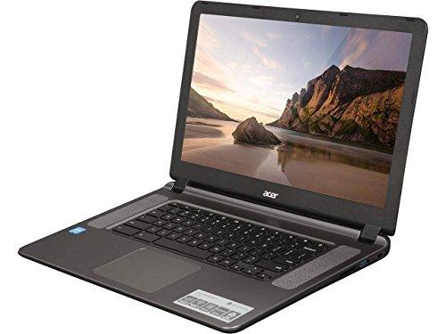 Acer 15 CB3-532-C47C 15.6″ Chromebook - Celeron N3060 1.6 GHz - 2 GB RAM - 16 GB SSD - Granite Gray