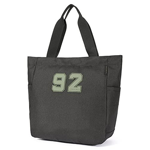Skechers Women Tote Bag Handbag Carry Lightweight Casual Shoulder Bags for...