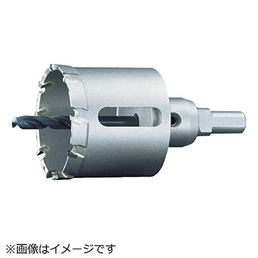 差別化する思慮のない従来のユニカ(unika) 超硬ホールソー メタコアトリプル(ツバ無し)60mm MCTR60TN