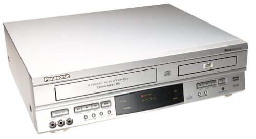 Panasonic PV-D4752 DVD-VCR Combo