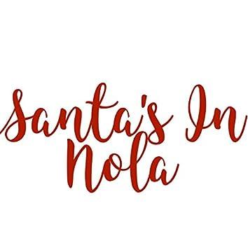 Santa's in Nola