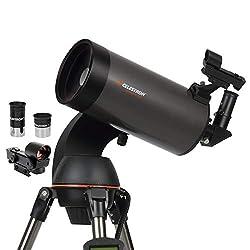 top 10 catadioptric telescopes Celestron – Computer Controlled Telescope NexStar 127SLT – Compact and Portable – Maksutov-Cassegrain…