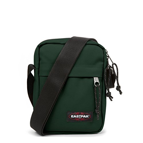 Eastpak The One Bolso Bandolera, 2.5 litros, Verde (Optical Green)