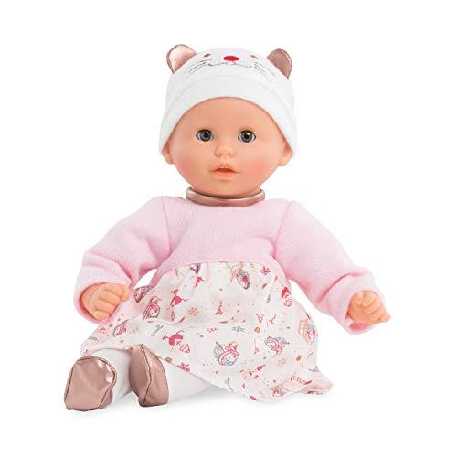 Corolle Mon Premier Poupon Mini Bath orange Toy Baby Doll