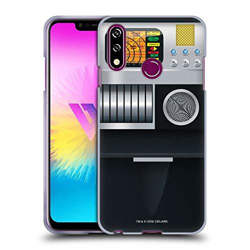 Head Case Designs Offizielle Star Trek Tricorder Gadgets Soft Gel Handyhülle Hülle Huelle kompatibel mit LG W10