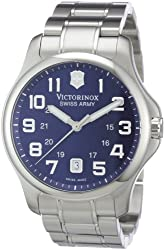 Victorinox Swiss Army Men's 241360 Officers Gent Watch