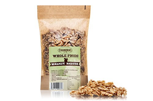Chandras Whole Foods – Nueces en Mitades