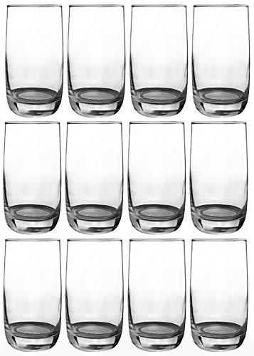 6 St/ück Luminarc ARC H5661 Concepto Wasserglas 250 ml Glas transparent