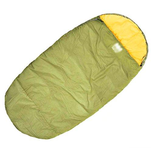 Black Temptation Gardez Camping Chaud randonnée Sac de Couchage Outdoor Sleeping Gear- Vert