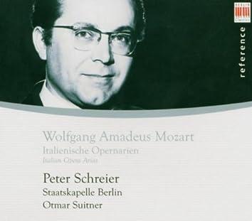 Mozart: Italian Opera Arias