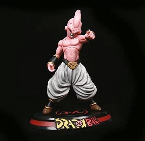 FWSJK Majin Buu PVC Material Outstanding Stand Character Statue Anime Direct stock discount Figure