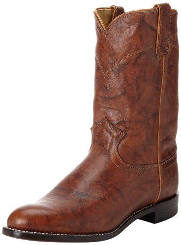 Ariat Chestnut Boots - 7