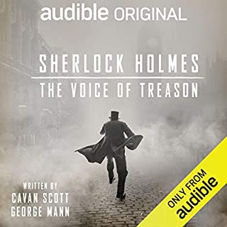 Sherlock Holmes: The Voice of Treason cover art