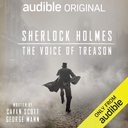 Couverture de Sherlock Holmes: The Voice of Treason