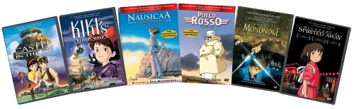 Miyazaki 6 Pack (Castle in the Sky/Kiki