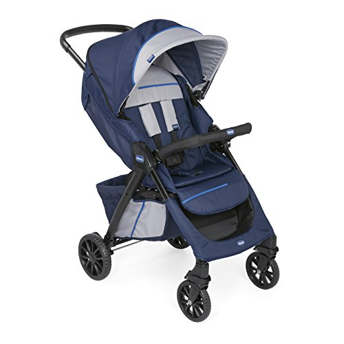Chicco Buggy Kwik.One mit Fußdecke, Blueprint