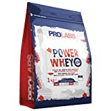 ProLABS Power Whey - Bolsa ultrafina de 1 kg