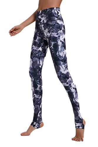 Warm home dames joggingbroek, hoge taille, sneldrogend, met bedrukte motieven, cadeau