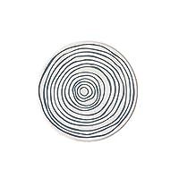 XXT コースターホームコースターキッチン断熱マットアンチやけどポットマットホームクリエイティブアンチスキッドコースター(3個) (Color : E)