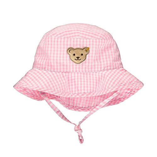 Steiff Mädchen Hut Kappe, Rosa (Barely Pink 2560), 45 (Herstellergröße: 045)