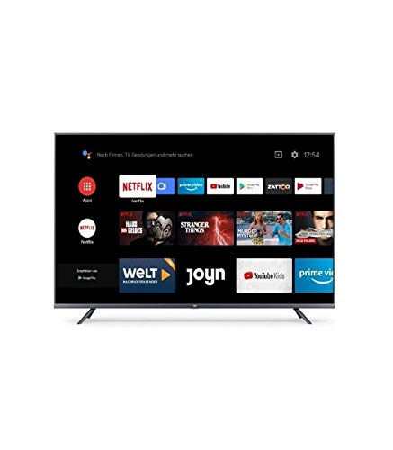Mi LED TV 4S V53R 55' 4K Ultra HD Smart TV Android OS