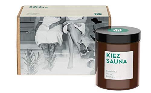 upcandle aus Berlin–Vela aromática de cera de colza y naturales Aceites Esenciales...