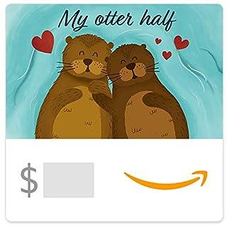 Amazon eGift Card - Otter Half (B08T56L2H1)   Amazon price tracker / tracking, Amazon price history charts, Amazon price watches, Amazon price drop alerts
