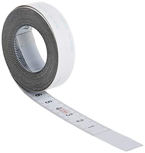 Kreg - Ruban auto-adhésif à mesurer de 3,5 mètres (Lecture de gauche à droite) - réf : Kms778.