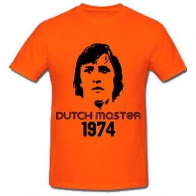 Ajax T-shirt Johan Cruyff Taille L (112-122 cm)