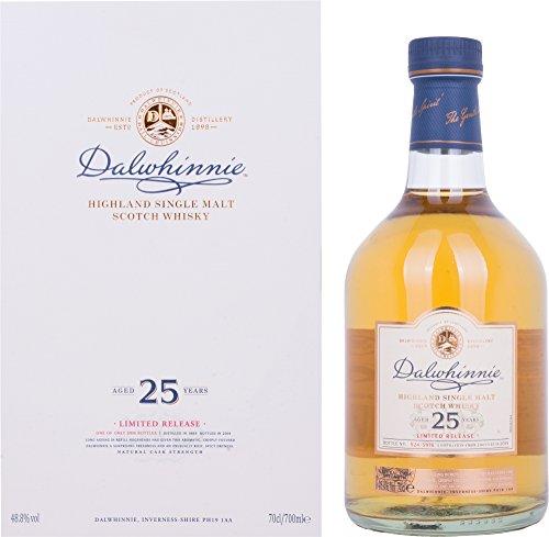 Dalwhinnie 25 Jahre Special Release 2015 Highland Single Malt Scotch Whisky (1 x 0.7 l)