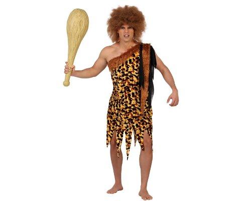 Atosa - 22805 - Costume - Déguisement D'homme Des Cavernes - Adulte - Taille 3
