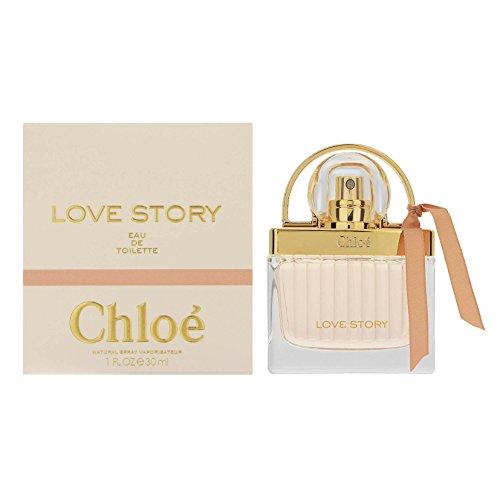 Chloe Love Story Agua de Colonia - 30 ml