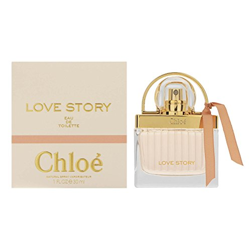 Chloe Love Story Agua de Colonia - 30 ml