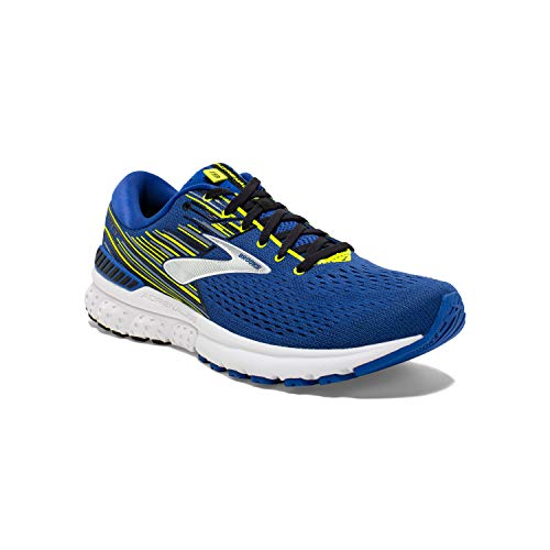 Brooks Adrenaline GTS 19, Zapatillas de Running para Hombre, Azul (Blue/Nightlife/Black 429), 45.5 EU