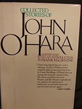 The Collected Stories of John O'Hara B0027NXUP0 Book Cover
