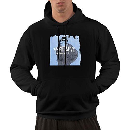 KAYLRR Men\'s Tonight-Alive All Shapes & Disguises Fashion Graphic Einbauküche Kapuzenshirt