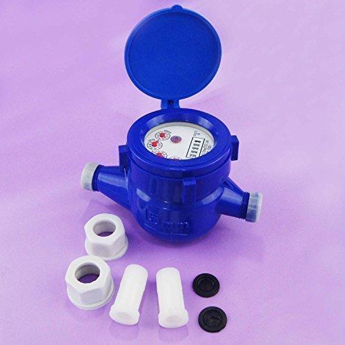 15180516 Contatore dell'Acqua in Plastica da Giardino 15mm