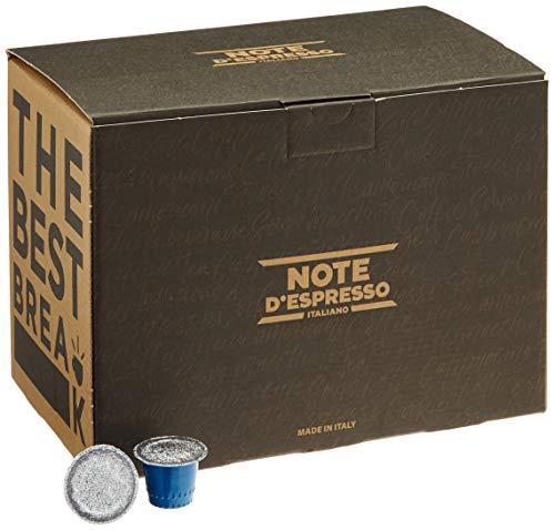 Note D'Espresso Preparato Solubile per Bevanda al Gusto di Tè al Limone - 800 g (8g x 100)...