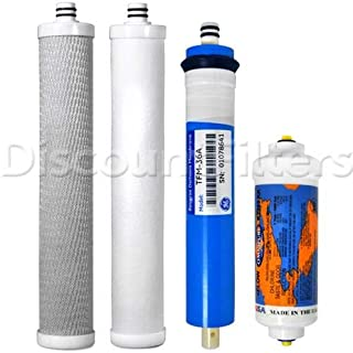 Exact Match Filter Set with Membrane for Culligan AC-30 Reverse Osmosis System