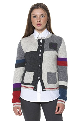 Fred Perry 31352064 Rebeca Mujer Gris 0031 S