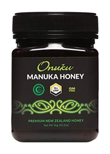 Onuku Premium Neuseeland Manuka Honig UMF 10+ (MGO 263+) 1kg