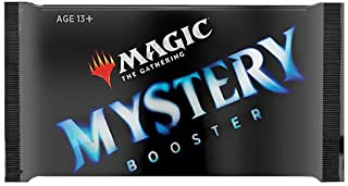 Magic The Gathering Mystery Booster, Draft Booster, Inglês EN, 1 Unidade…