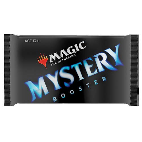 Magic The Gathering Mystery Booster Display Box englisch