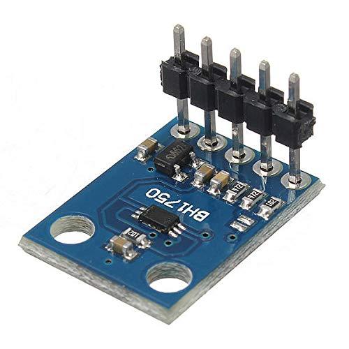 Módulo electrónico Módulo de sensor de intensidad de luz digital BH1750FVI para AVR 3V-5V 3PCS Equipo electrónico de alta precisión