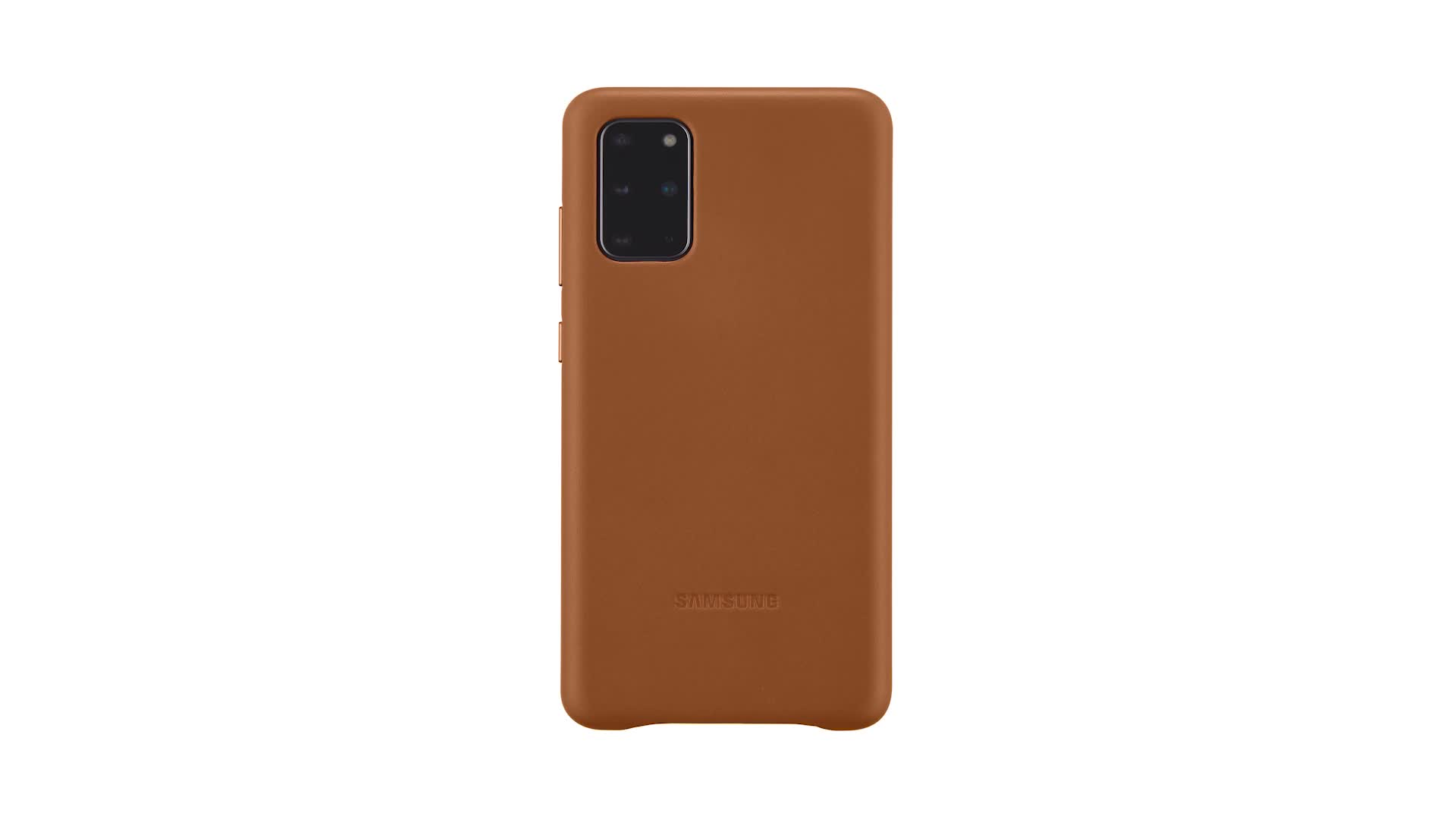 Samsung Leather Cover Ef Vg985 For Galaxy S20 S20 5g Brown Elektronik