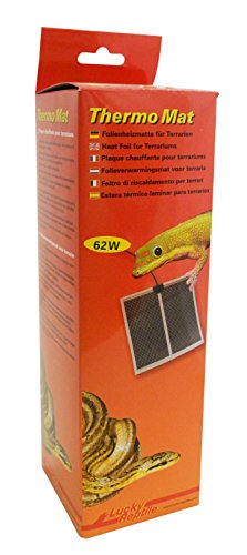Lucky Reptile HTM62 Thermo Mat Tapis Chauffant pour terrariums 62 W