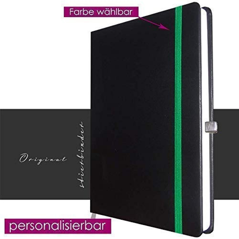 Echt-Leder Notizbuch A4 mit Monogramm - DAS PERFEKTE PERFEKTE PERFEKTE GESCHENK B07H8H53BY    Mittel Preis  42c36d