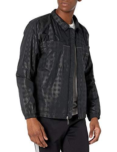 adidas Originals Chaqueta R.y.v para hombre - negro - X-Large
