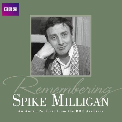 Remembering... Spike Milligan audiobook cover art